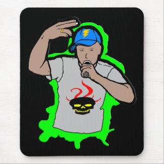 Hip Hop Rap 1 Mouse Pad