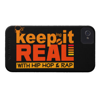 HIP HOP & RAP custom Blackberry Bold case