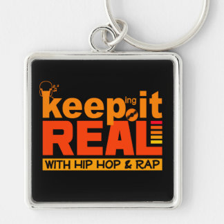 HIP HOP & RAP custom key chain