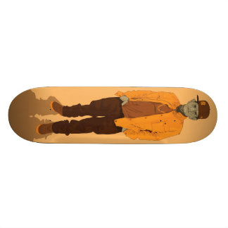 Hip Hop Retirement Village - Mr Yellow Skateboard Deck