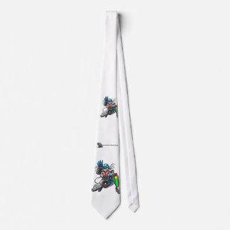 Hip Hop Robotica Corbatas Personalizadas