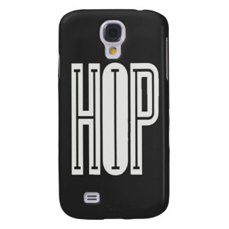 Hip Hop - Samsung Galaxy S4 Case (black)