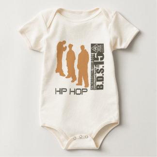 Hip Hop sincroniza su cuerpo Body Para Bebé