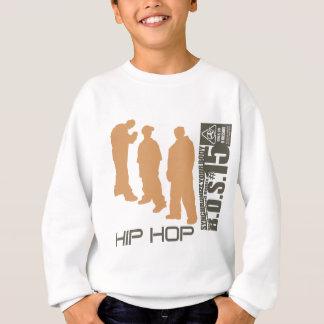 Hip Hop sincroniza su cuerpo Sudadera