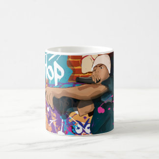 Hip Hop Singer Celebrity Coffee Mug