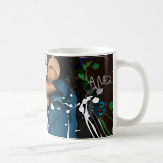 hip hop singer coffee mug