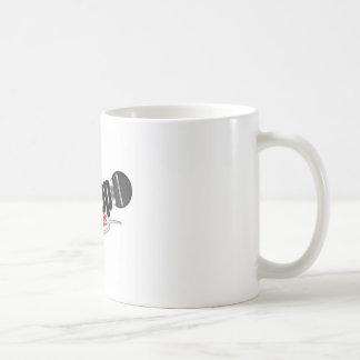 HIP HOP SISTERS LOGO COFFEE MUG