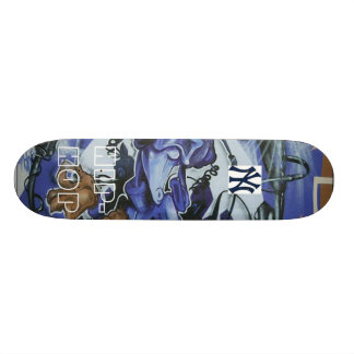 HIP-HOP skate board