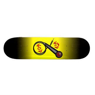 Hip Hop Skate Board Deck