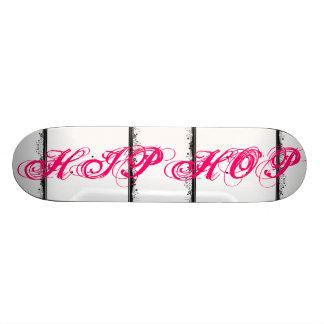 HIP HOP SKATE BOARD DECKS