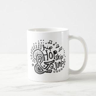 Hip Hop Skip Jump 1 Mugs