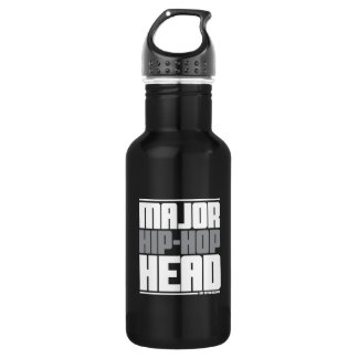Hip Hop Stainless Steel Water Bottle