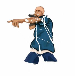 Hip Hop Star Statuette