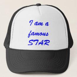 Hip Hop star Trucker Hat