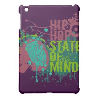 Hip Hop State of Mind iPad Mini Covers