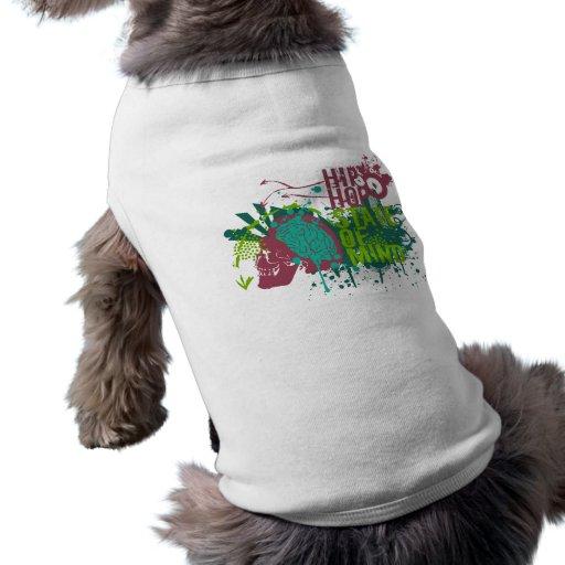 Hip Hop State of Mind Pet Shirt