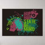 Hip Hop State of Mind Poster
