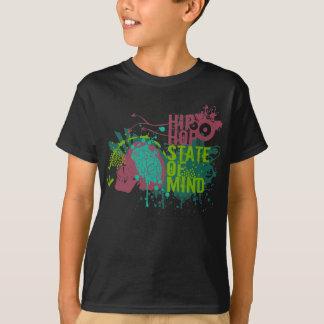 Hip Hop State of Mind T-Shirt