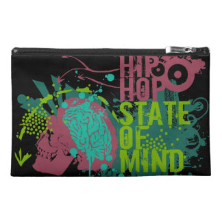 Hip Hop State of Mind Travel Accessory Bag