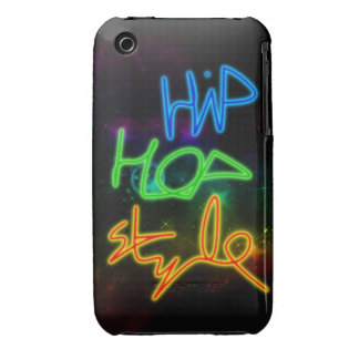 Hip Hop Style iPhone 3 Case Mate