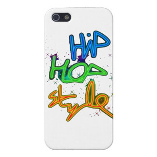 Hip Hop Style iPhone 5 Case