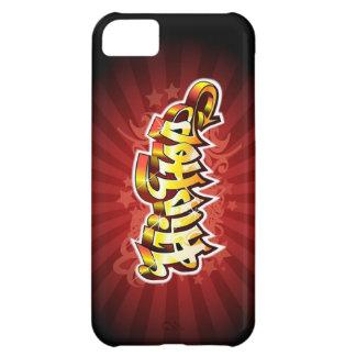 Hip Hop Tag iPhone 5 Case