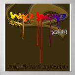 Hip Hop til Infiniti Print