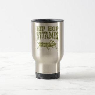 Hip Hop Vitamin Travel Mug