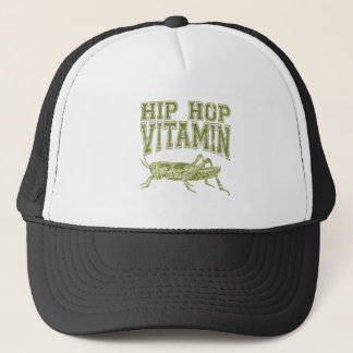 Hip Hop Vitamin Trucker Hat