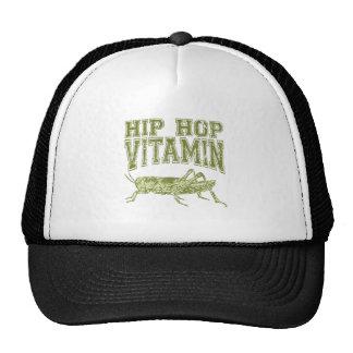Hip Hop Vitamin Trucker Hat