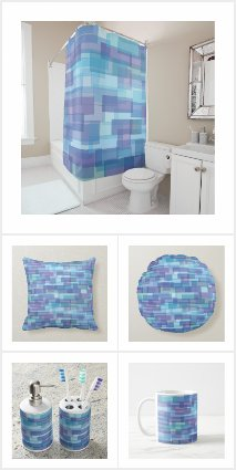 Hip House Blue Collection