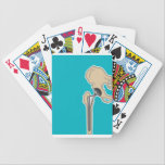 """Hip Joint Replacement Bicycle Playing Cards<br><div class=""""desc"""">Hip Joint Replacement</div>"""