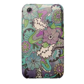 Hip Mama iPhone 3 Case-Mate Cases