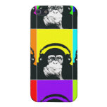 Hip Monkey Pop Art Phone Case iPhone 5 Cases