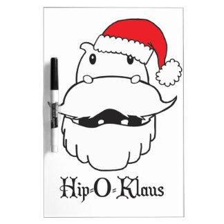 Hip-O-Klaus Dry-Erase Whiteboard