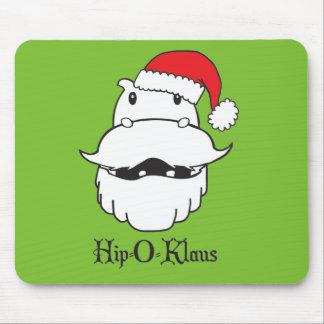 Hip-O-Klaus Mouse Pad
