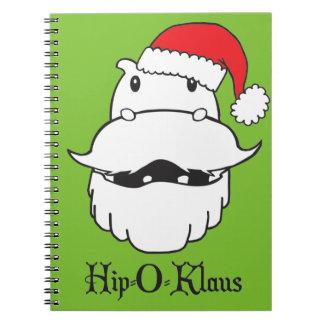Hip-O-Klaus Note Book