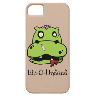 Hip-O-Undead iPhone 5 Case