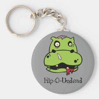 Hip-O Undead Keychain