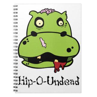 Hip-O Undead Spiral Notebook