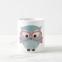 Hip Owl Magic Mug