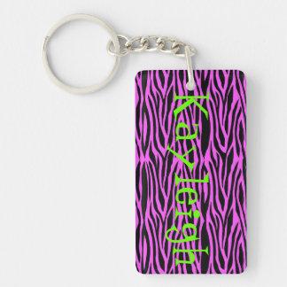 Hip personalized keycahin keychain