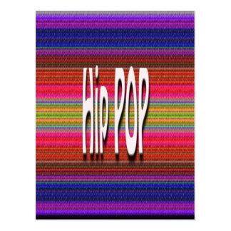 Hip POP Designs Postcard