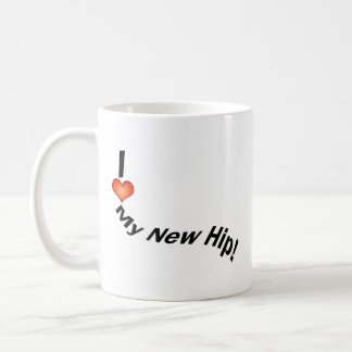 Hip Replcement T-shirts | Get Well Gifts Classic White Coffee Mug