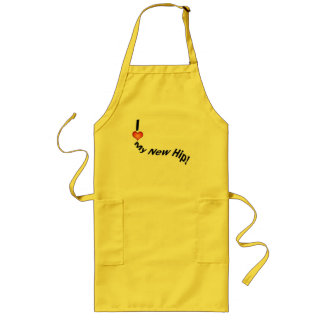 Hip Replcement T-shirts | Get Well Gifts Long Apron