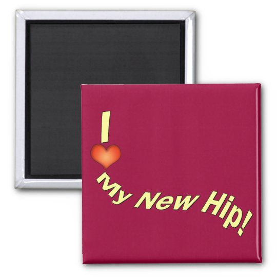 Hip Replcement T-shirts   Get Well Gifts Magnet