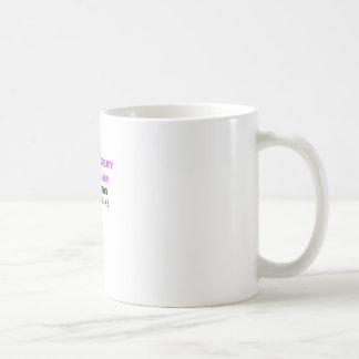 Hip Surgery Survivor Part Woman Part Machine Classic White Coffee Mug