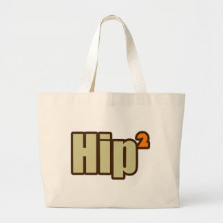 Hip to be Squared the nerdy way Tote Bag