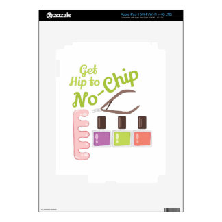 Hip To No-Chip Skins For iPad 3