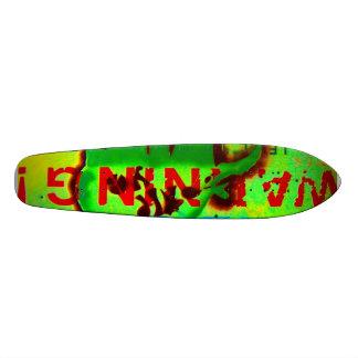 Hip Yo! Custom Skate Board